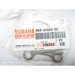 Plaque de pompe à eau Yamaha 25 à 55 CV NEUVE