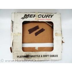 Câble de commande Mercury de 5,80m NEUF
