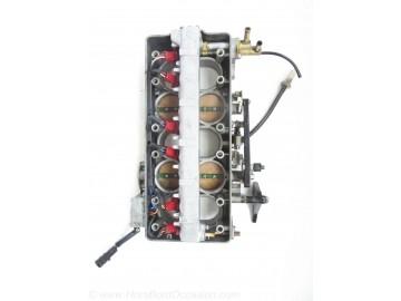 Rampe d'Injection avec Injecteurs Mercury Mariner 175CV 2T