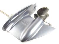Embase Yamaha 115 CV 2 Temps V4