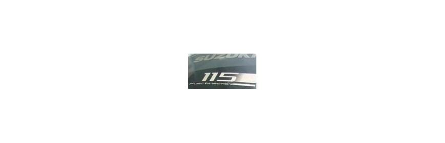 Pièces Suzuki 115cv 2T