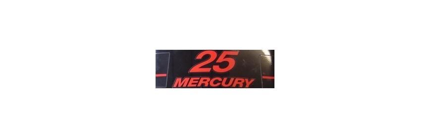 Mercury 25CV 4T