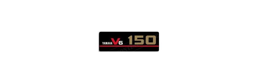 Pièces Yamaha 150 CV 2T